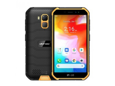 ULEFONE ARMOR X7 2GB 16GB DUAL ORANGE