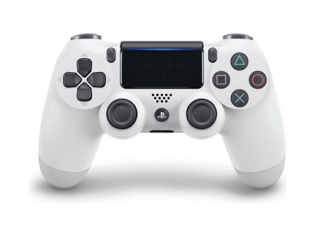 SONY PS4 GAMEPAD KONTROLER DUALSHOCK V2 WIFI WHITE