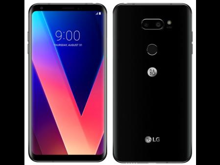 LG V30 PLUS H930G 128GB 4GB DUAL BLACK