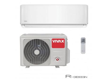 VIVAX COOL R DESIGN INVERTERSKI KLIMA UREĐAJ 3,81KW, ACP-12CH35AERI R32