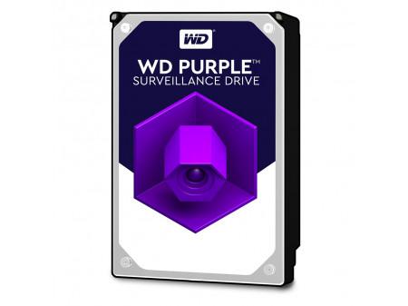 HDD WD PURPLE WD20PURZ 2TB SATA III 64MB