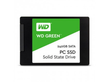"WD GREEN 2,5"" 3D SSD 240 GB"