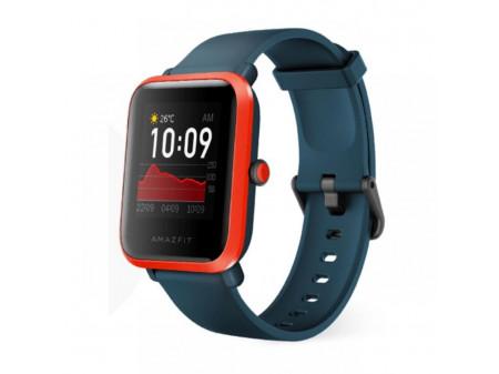 XIAOMI AMAZFIT BIP S SMARTWATCH RED ORANGE