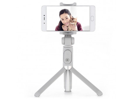 XIAOMI MI SELFIE STICK TRIPOD BLUETOOTH GREY