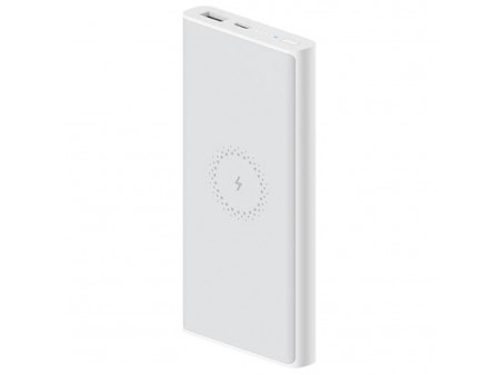 XIAOMI WIRELESS POWERBANK 10000mAh PRIJENOSNA BATERIJA WHITE