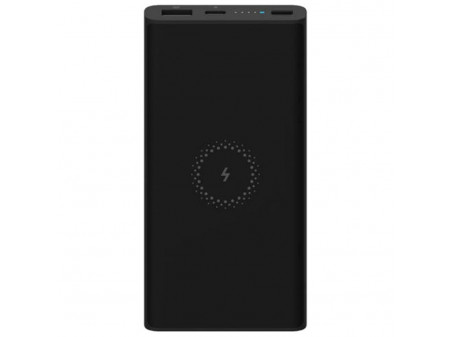 XIAOMI WIRELESS POWERBANK 10000mAh PRIJENOSNA BATERIJA BLACK