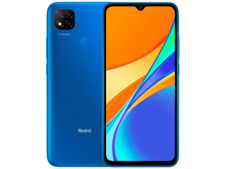 XIAOMI REDMI 9C NFC 3GB 64GB DUAL TWILIGHT BLUE