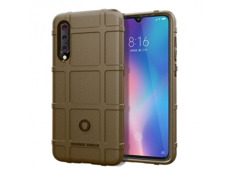 ZADNJA MASKA SHOCKPROOF ZA XIAOMI MI 9 BROWN