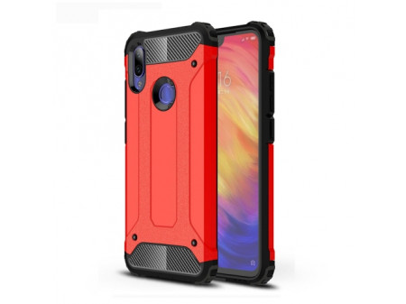ZADNJA MASKA MAGIC ARMOR ZA XIAOMI REDMI NOTE 7 RED