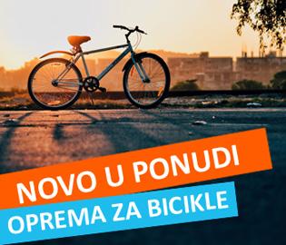 Oprema za bicikl